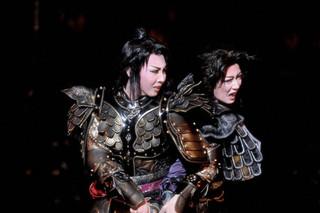 宝塚歌劇映画版 幻想歌舞劇 太王四神記 Ver.II 新たなる王の旅立ち