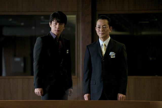 相棒 劇場版II 警視庁占拠!特命係の一番長い夜