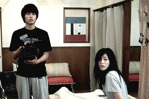 青山倫子の「パラノーマル・アクティビティ第2章 TOKYO NIGHT」の画像