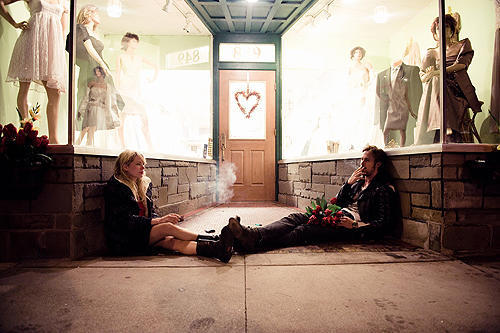 ライアン・ゴズリングの「ブルーバレンタイン」の画像