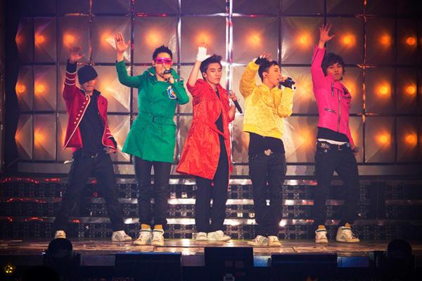 T.O.Pの「劇場版 2010 BIGBANG BIGSHOW 3D」の画像