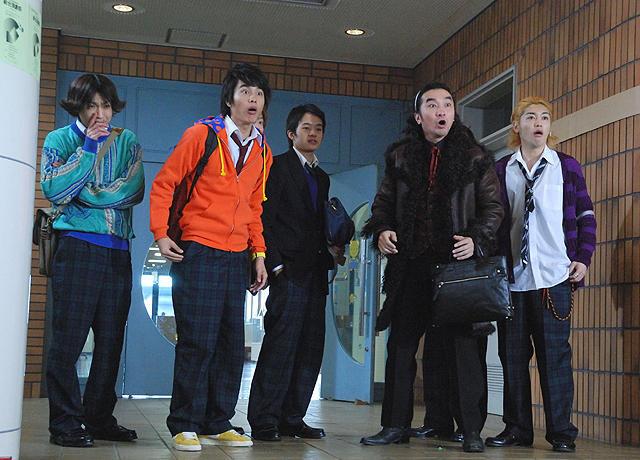 金子直史の「行け!男子高校演劇部」の画像