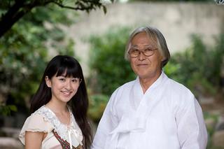 海峡をつなぐ光 玉虫と少女と日韓歴史ロマン
