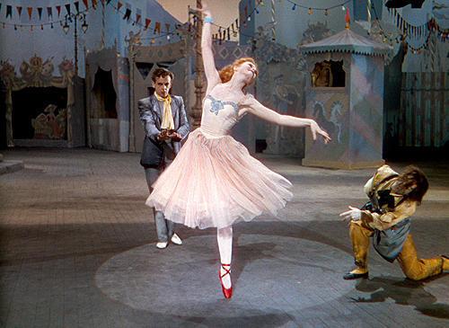 モイラ・シアラーの「赤い靴」の画像