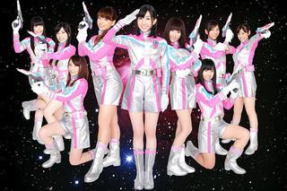 地球防衛ガールズP9