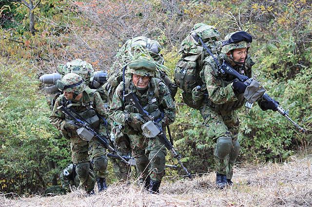 RANGER 陸上自衛隊 幹部レンジャー訓練の91日 : フォトギャラリー ...