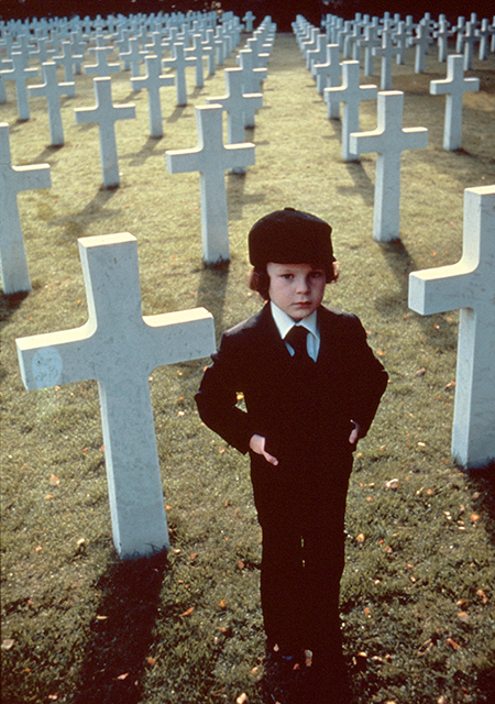 ハーベイ・スティーブンスの「オーメン(1976)」の画像