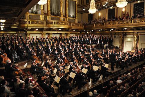 ウィーン・フィル&ティーレマン ベートーヴェン全交響曲 シネコンサート