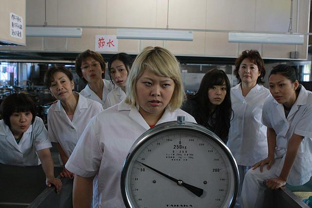浅茅陽子の「綱引いちゃった!」の画像