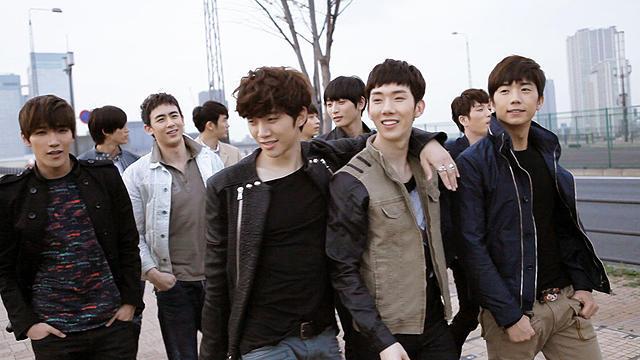 ジュノの「Beyond the ONEDAY Story of 2PM & 2AM」の画像