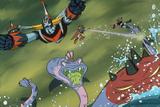 グレンダイザー ゲッターロボG グレートマジンガー 決戦!大海獣