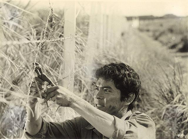 地井武男の「劇映画 沖縄」の画像