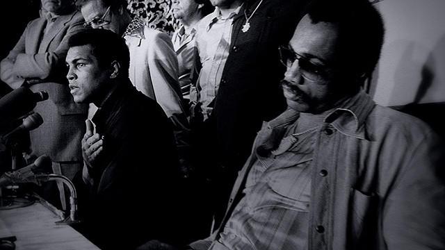 モハメド・アリの「フェイシング・アリ」の画像