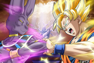 DRAGON BALL Z 神と神