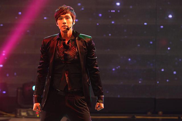 チ・ヒョヌの「Mr.アイドル」の画像