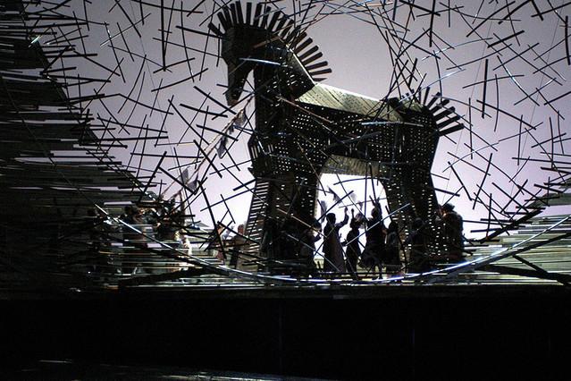 METライブビューイング2012-13 ベルリオーズ「トロイアの人々」