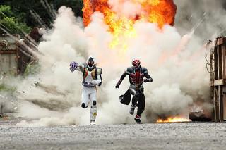 仮面ライダー×仮面ライダー ウィザード&フォーゼ MOVIE大戦 アルティメイタム