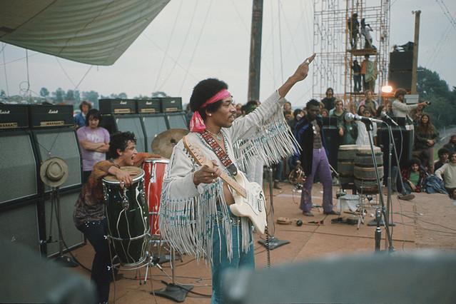 1969'ウッドストック・フェスティバル