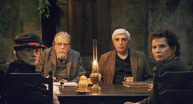 ジャンヌ・モローの「家族の灯り」の画像