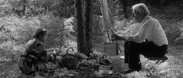 アイーダ・フォルチの「ふたりのアトリエ ある彫刻家とモデル」の画像