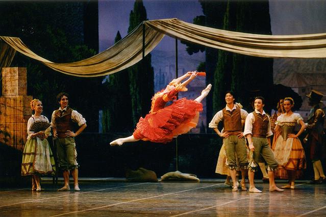 パリ・オペラ座へようこそ ライブビューイング2012~2013 第1作 ドン・キホーテ(バレエ)