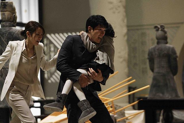 キム・サンギョンの「ザ・タワー 超高層ビル大火災」の画像