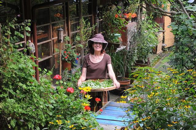 ベニシアさんの四季の庭