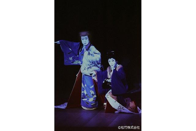 シネマ歌舞伎クラシック 二人椀久