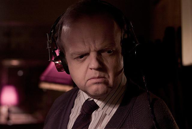 トビー・ジョーンズの「バーバリアン怪奇映画特殊音響効果製作所」の画像