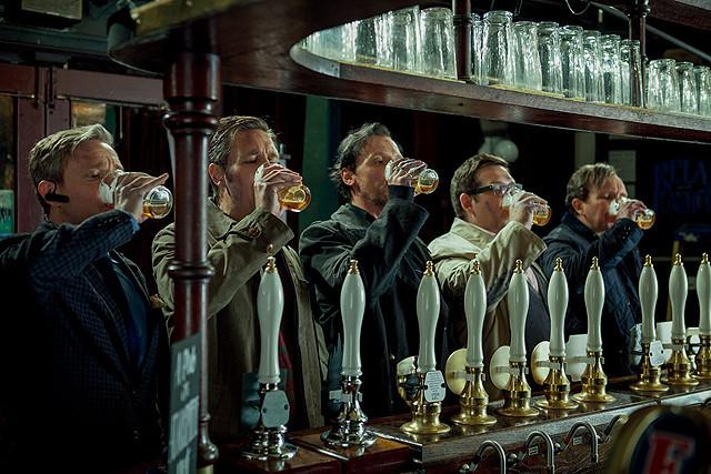 ニック・フロストの「ワールズ・エンド 酔っぱらいが世界を救う!」の画像
