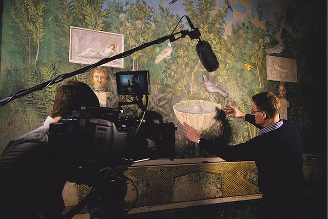 大英博物館 ポンペイ展 ポンペイとエルコラーノ、その生と死