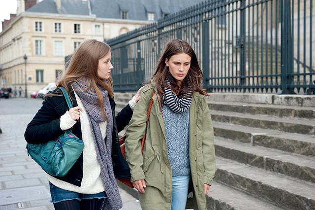 マリーヌ・バクトの「17歳」の画像