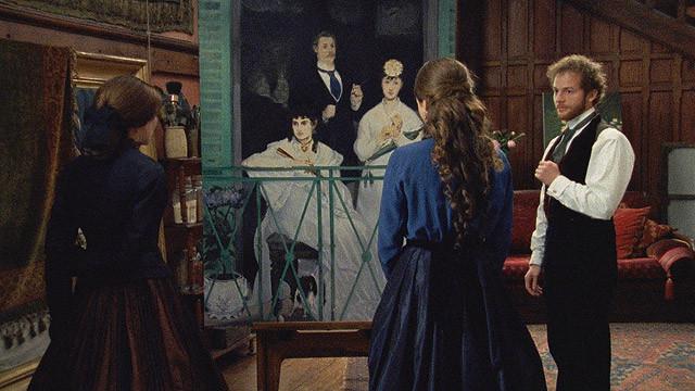 マリック・ジディの「画家モリゾ、マネの描いた美女 名画に隠された秘密」の画像