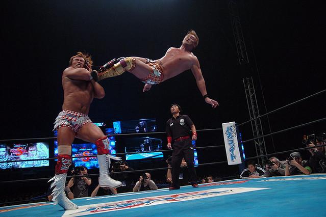 バディファイトPresents ワールドプロレスリング3D 第8弾 1.4東京ドーム 2014