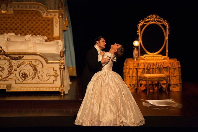 パリ・オペラ座へようこそ ライブビューイング シーズン2 2013~2014 第8作 椿姫(オペラ)