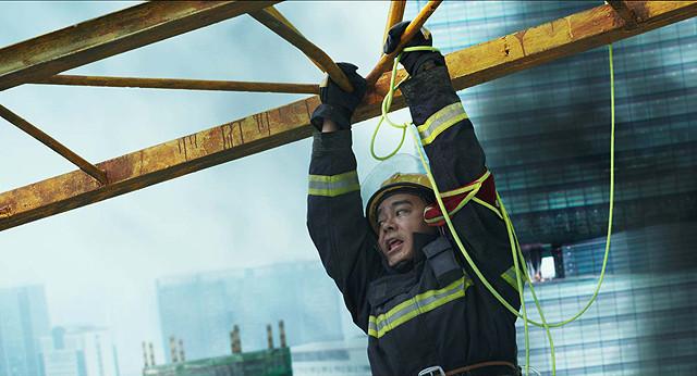 ルイス・クーの「インフェルノ 大火災脱出」の画像