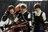 朝鮮美女三銃士