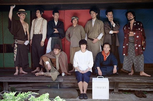 中村栄美子の「シュトルム・ウント・ドランクッ」の画像