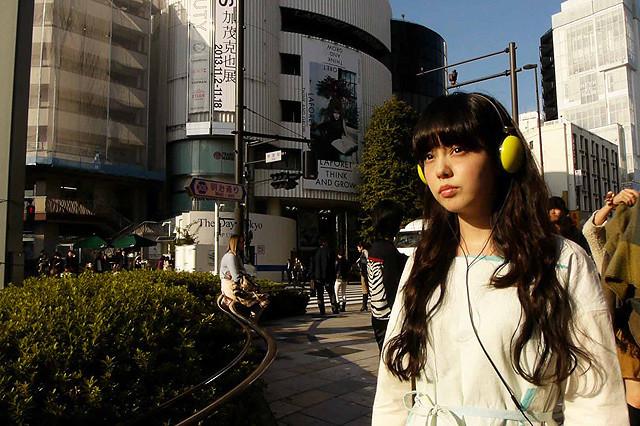 青柳文子の「HARAJUKU CINEMA」の画像