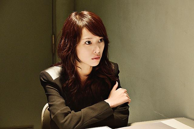 戸田恵梨香の「予告犯」の画像