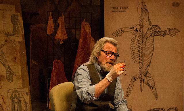 マイケル・パークスの「Mr.タスク」の画像