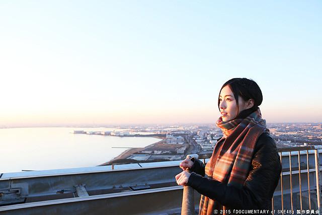 松井珠理奈の「アイドルの涙 DOCUMENTARY of SKE48」の画像