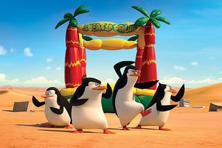 ペンギンズ FROM マダガスカル ザ・ムービーの予告編・動画