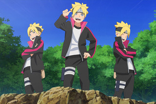 BORUTO NARUTO THE MOVIEの予告編・動画