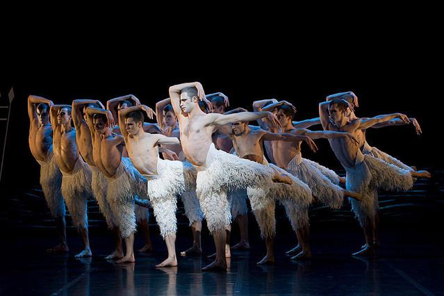 マシュー・ボーンの「白鳥の湖」3D