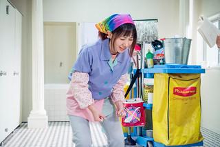 女子の事件は大抵、トイレで起こるのだ。 後編 出る!
