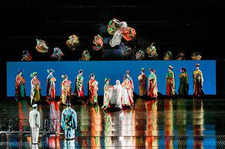 METライブビューイング2015-16 プッチーニ「蝶々夫人」