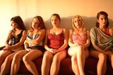 選ばれし少女たち