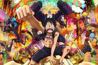 ONE PIECE FILM GOLDの予告編・動画