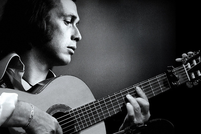 パコ・デ・ルシア 灼熱のギタリスト